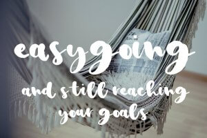 Hammock Easygoing, Fun and Still Reaching Your Goals