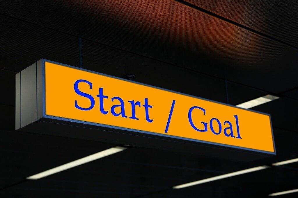 Start Goal